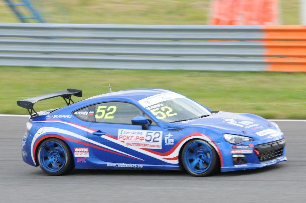 Команда Subaru снова побеждает в гонке РСКГ